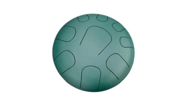 Steel Tongue Drum Constellation